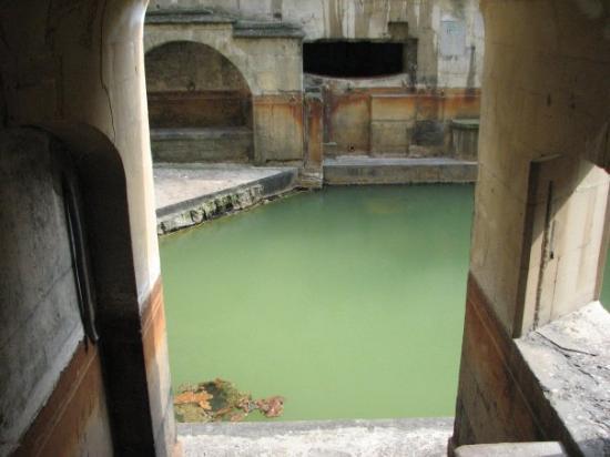Museum for romerske bad: Roman baths-3