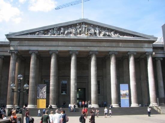Britisk Museum: British Museum