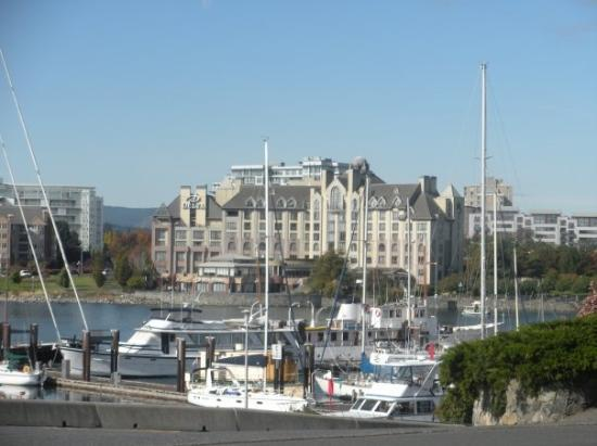 The port in Victoria
