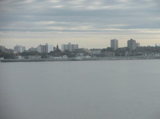 Victoria skyline