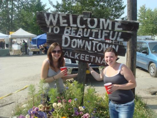 Welcome to Talkeetna!