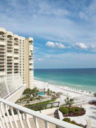 Fort Myers Beach, FL: View from veranda