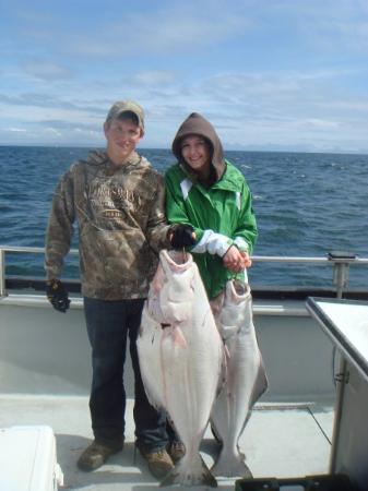 Halibut fishing in homer fotograf a de homer alaska for Halibut fishing homer