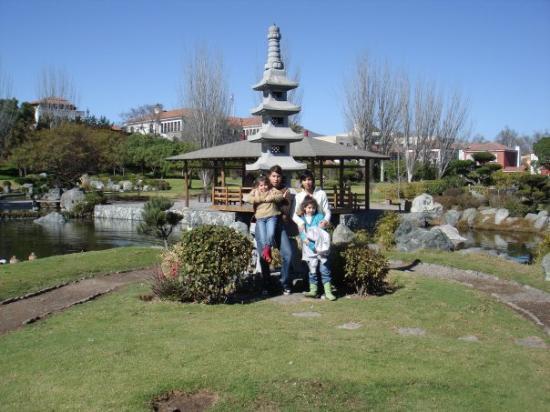 La Serena, Chile: Parke chino denuevo.. con mis primitas