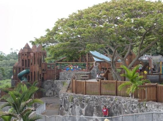 Kailua-Kona, HI: This park was amazing! It goes to show how much this community values their children.