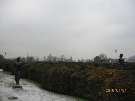 Bilde fra Luxembourghagen