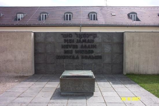 Bilde fra Dachau