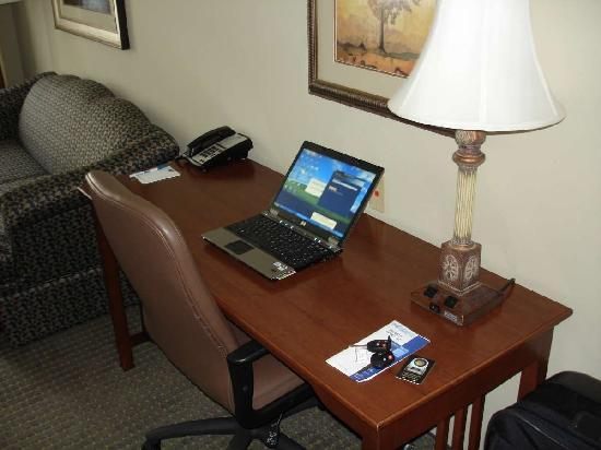 Staybridge Suites Augusta: Desk