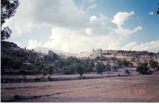 Bilde fra Hierapolis & Pamukkale