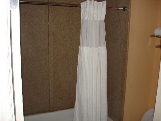 Staybridge Suites Augusta: Shower