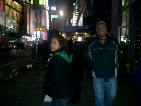 Times Square: Nueva York, Nueva York, Estados Unidos