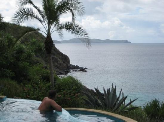 Virgin Gorda: I can get used to this....