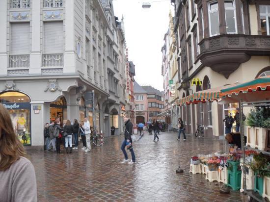 Market in Trier