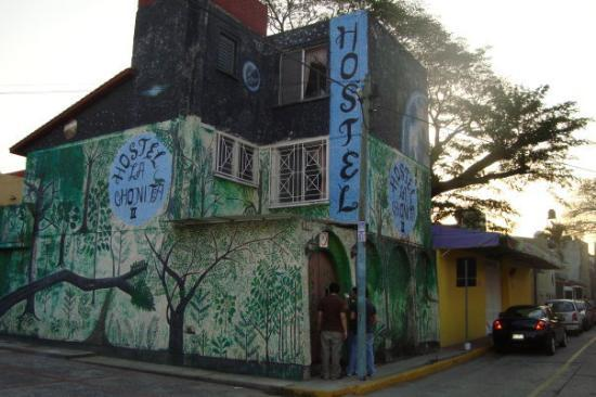 Вильяэрмоса, Мексика: Llegando a la Chonita II, con Nalgaro Chedragui