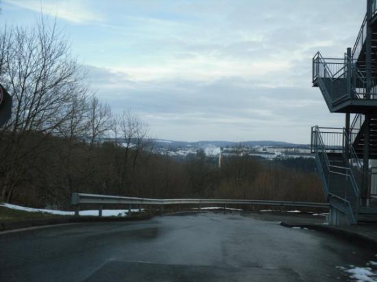 Baumholder, Tyskland: View from Barrex