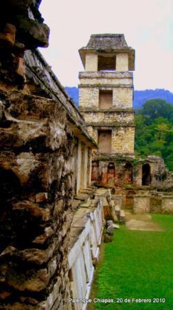 Palenque, Mexico: Palacio del Rey Pakal