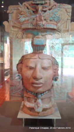 Museo Arqueológico  de Palenque, incienciario