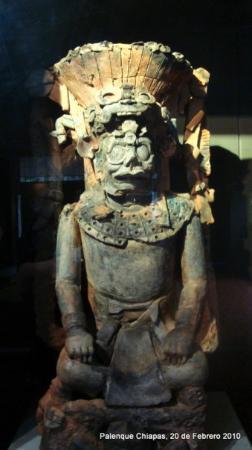 Palenque, Mexico: Museo Arqueológico  de Palen