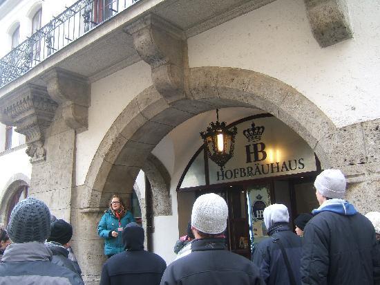 SANDEMANs NEW Europe - Munich: The tour guide