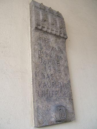 SANDEMANs NEW Europe - Munich: A reminder of Jewish persecution