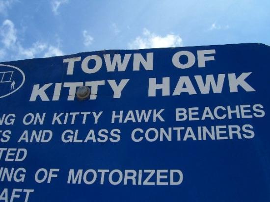 Bilde fra Kitty Hawk