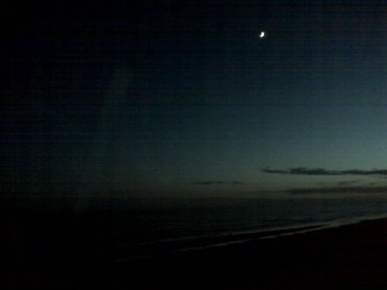 Isle of Palms, SC: Moonlight... Love my moons!