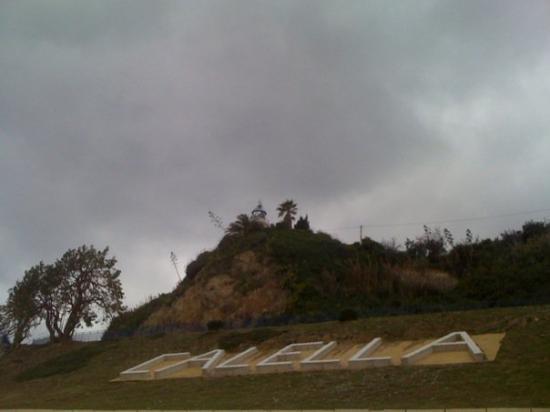 Calella, Spania: El far