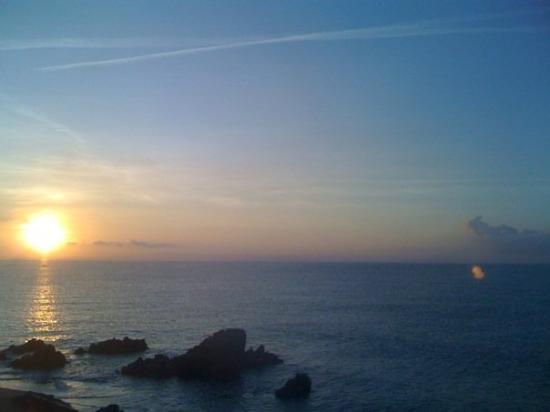 Calella, Spania: Cap a treballar!