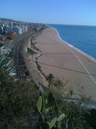 Calella, Spania: La millor platja del mòn