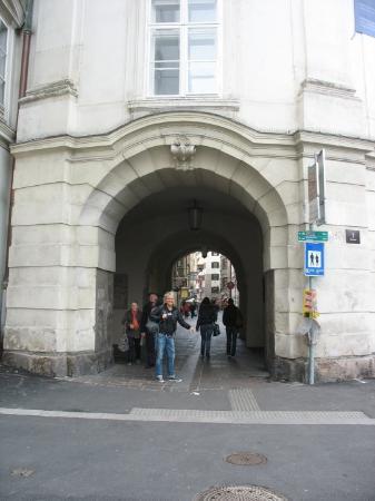 Bilde fra Innsbruck