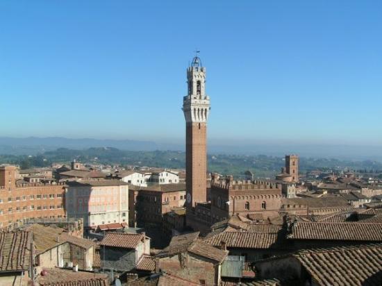 Siena Panorama - 2005