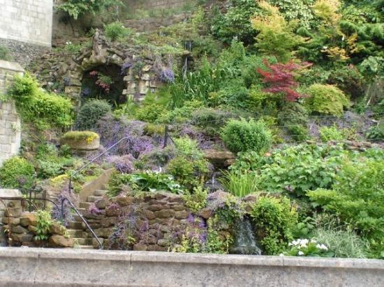 Γουίντσορ, UK: Giardino di Windsor 2005