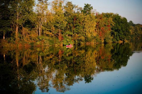 Canonsburg Lake.