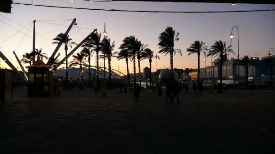Bilde fra Genova