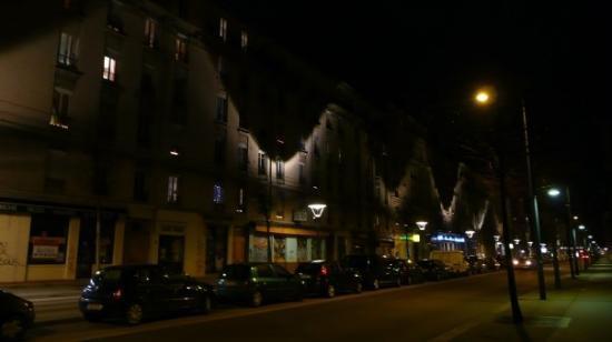 Avenue Berthelot, 69007 Lyon.
