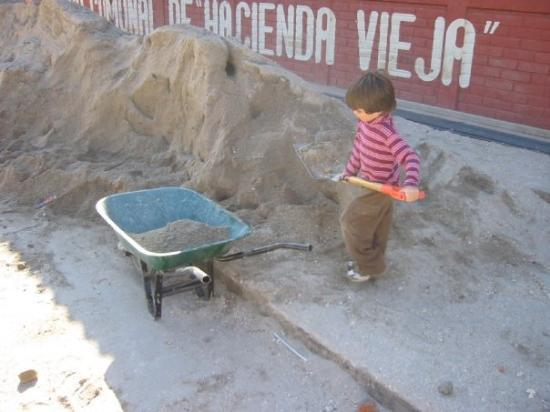 Bilde fra San Salvador