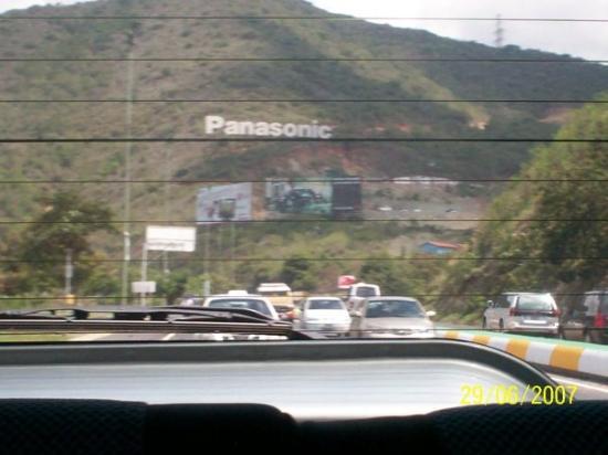 Lo que ahora es la Ciudad de los Indios Caracas - La Guaira