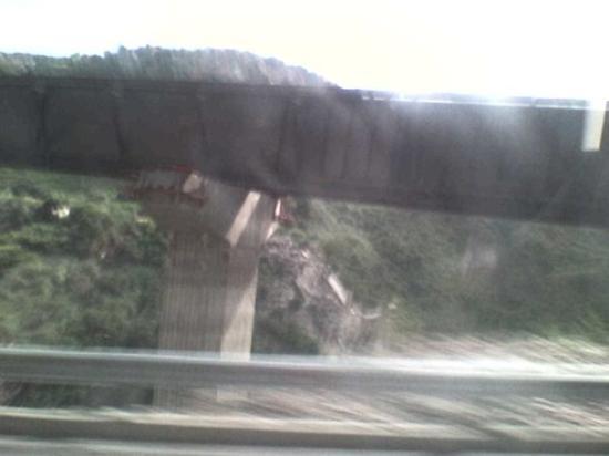 Construcción de Nuevo Viaducto 1 Caracas - La Guaira