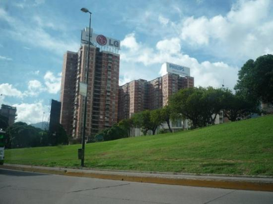 LG and Philips Los Caobos Caracas