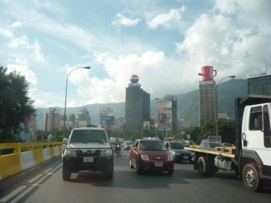Plaza Venezuela Caracas