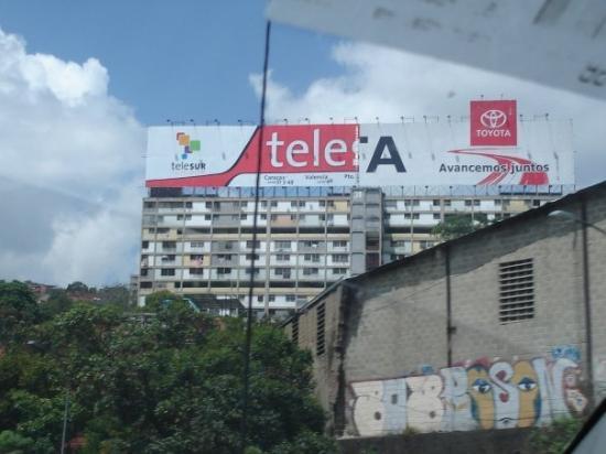 De Toyota a Telesur Caracas