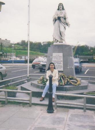 "Waterford, Irland: ""The Sacred Heart of Jesus"" in Waterfjord, Ireland"