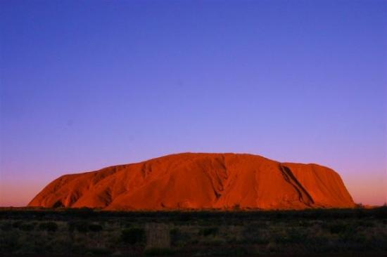 Bilde fra Uluru-Kata Tjuta National Park