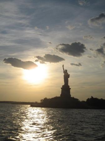 Statue of Liberty: uwielbiam to zdjęcie...