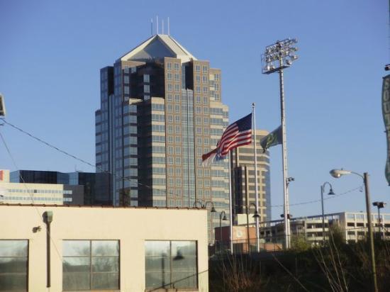 Greensboro, NC downtown