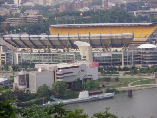 Bilde fra Pittsburgh