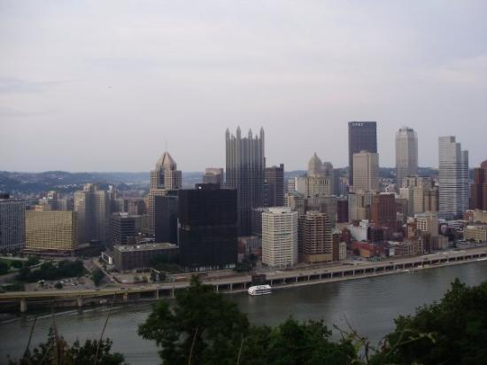 Pittsburgh, PA: FROM MOUNT WASHINGTON