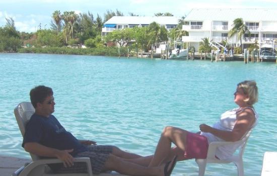 Maraton, FL: Relaxing in the Keys 2008
