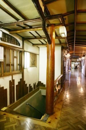 Homeikan Morikawa Annex: Interiör Morikawa