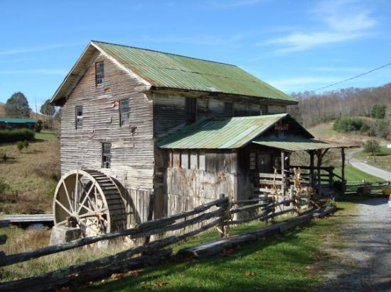 Abingdon, VA: whites mill